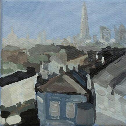 Dinky London City View II