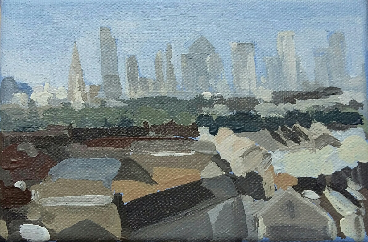 Dinky London City View I