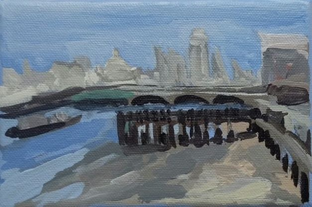 Dinky London City View III 2021